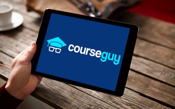 Sample branding #3 for Courseguy