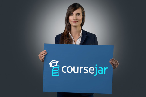 Sample branding #2 for Coursejar
