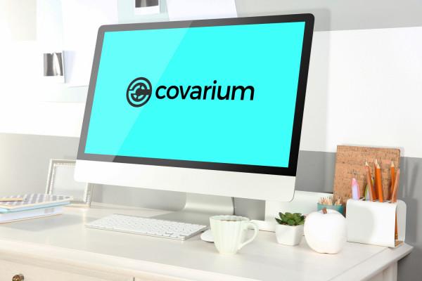 Sample branding #2 for Covarium