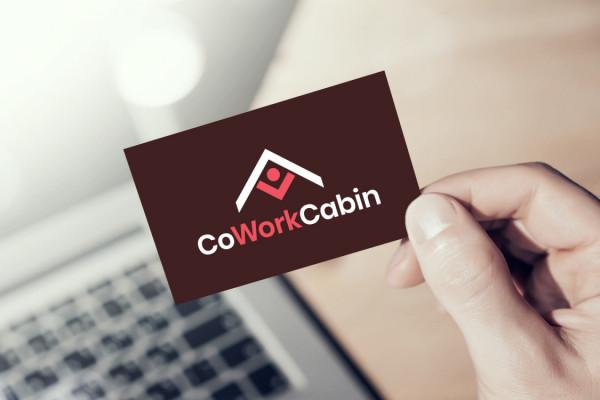 Sample branding #3 for Coworkcabin