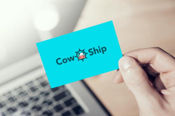 Sample branding #2 for Cowship