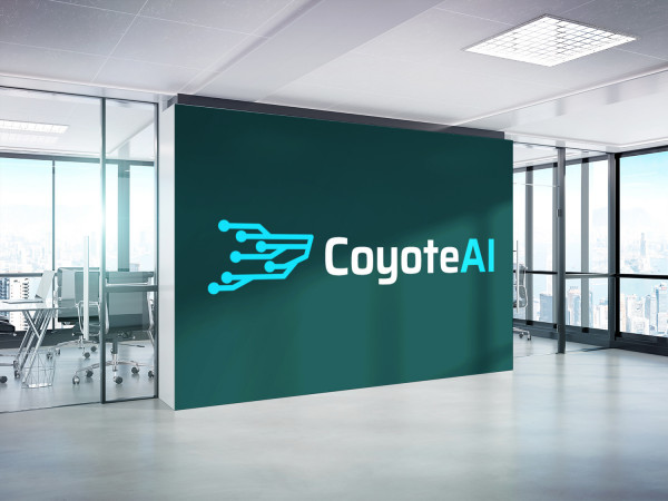 Sample branding #3 for Coyoteai