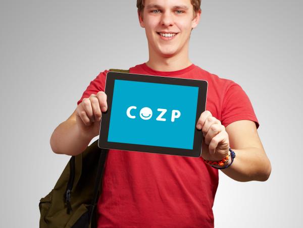 Sample branding #1 for Cozp