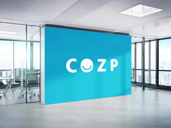 Sample branding #3 for Cozp