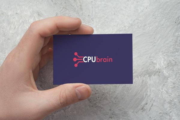 Sample branding #2 for Cpubrain