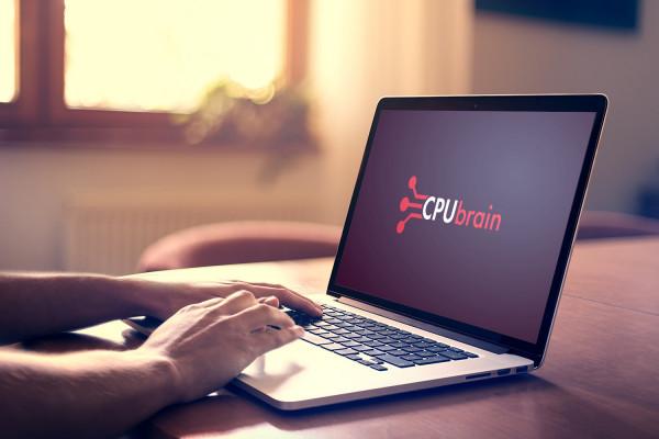 Sample branding #3 for Cpubrain