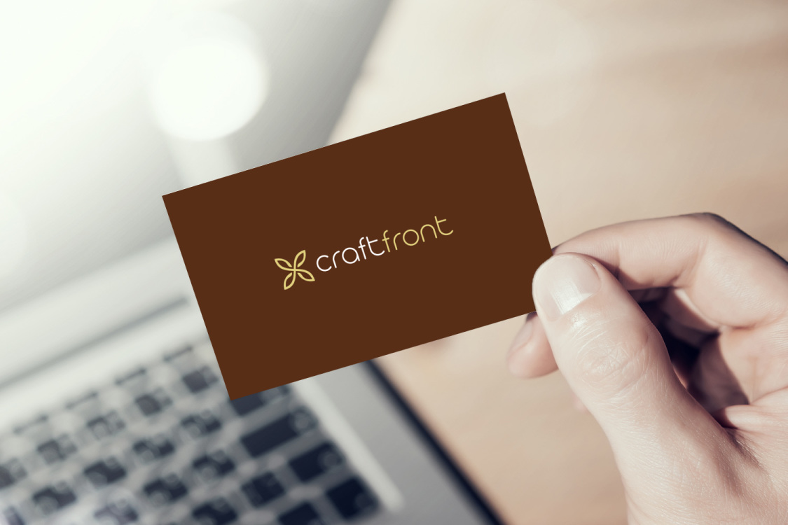 Sample branding #3 for Craftfront