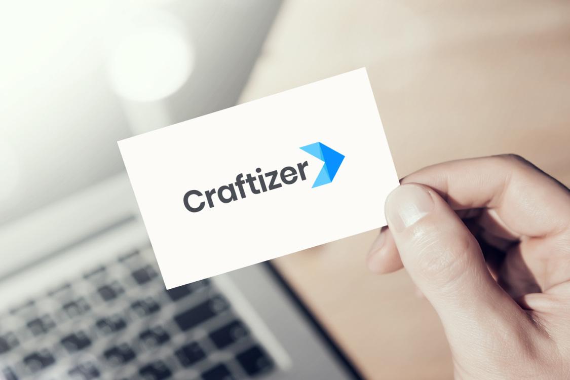 Sample branding #1 for Craftizer