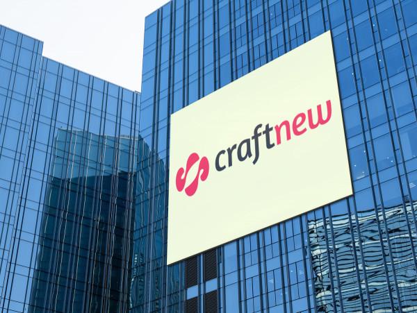 Sample branding #3 for Craftnew