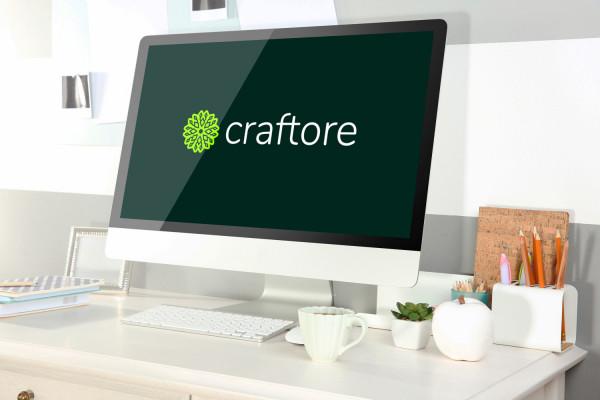 Sample branding #2 for Craftore