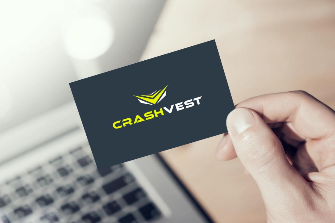 Sample branding #1 for Crashvest