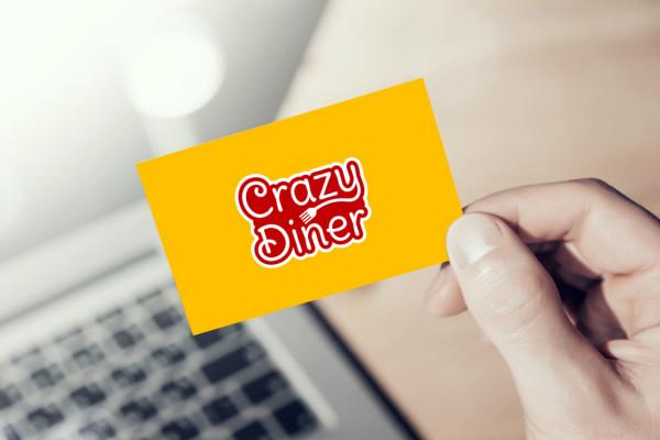 Sample branding #3 for Crazydiner