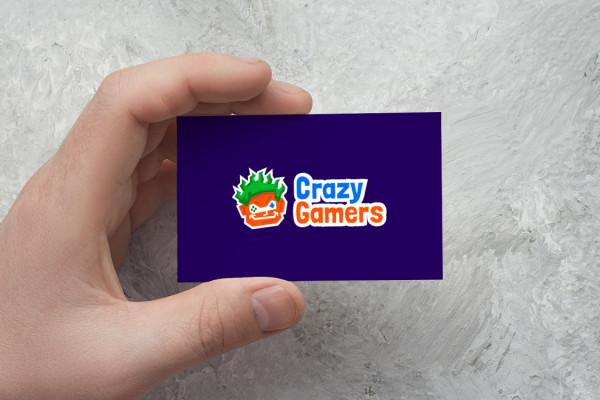 Sample branding #3 for Crazygamers