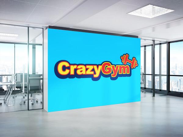 Sample branding #1 for Crazygym