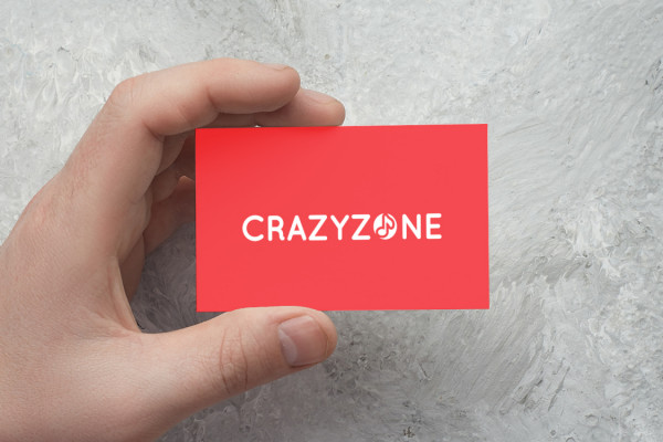 Sample branding #3 for Crazyzone