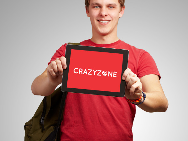Sample branding #1 for Crazyzone