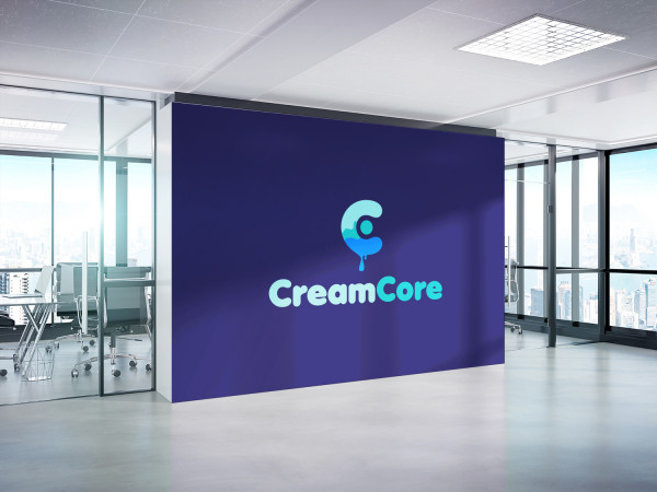 Sample branding #1 for Creamcore