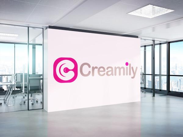 Sample branding #3 for Creamily