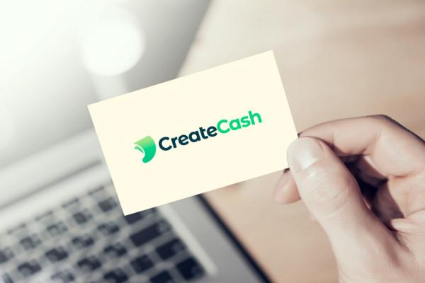 Sample branding #2 for Createcash