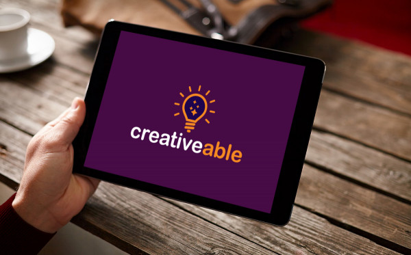 Sample branding #1 for Creativeable