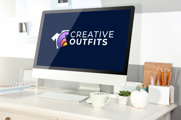 Sample branding #2 for Creativeoutfits