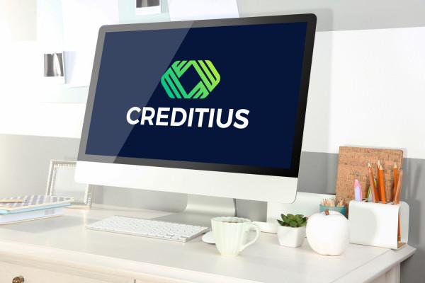 Sample branding #2 for Creditius
