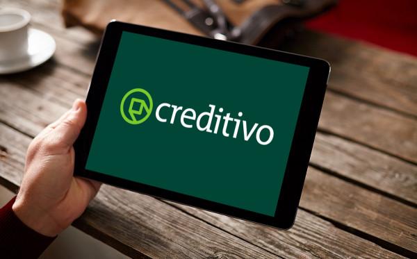 Sample branding #3 for Creditivo