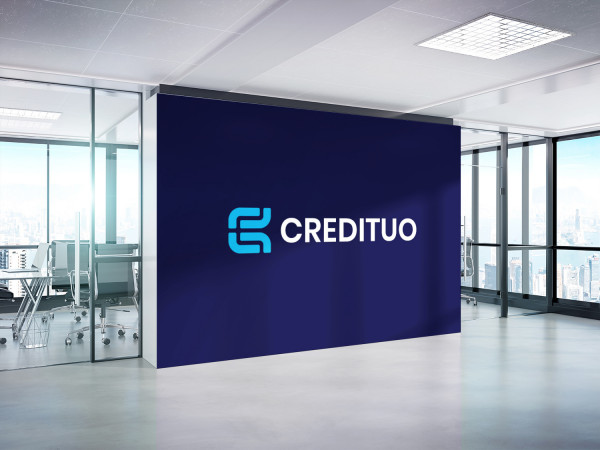 Sample branding #1 for Credituo