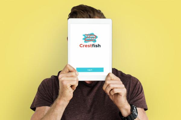 Sample branding #1 for Crestfish