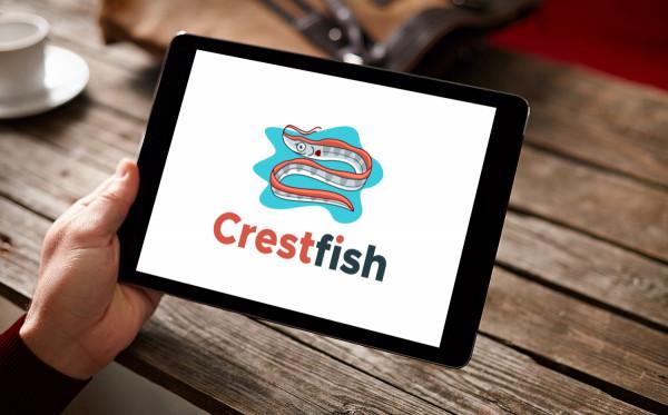 Sample branding #2 for Crestfish