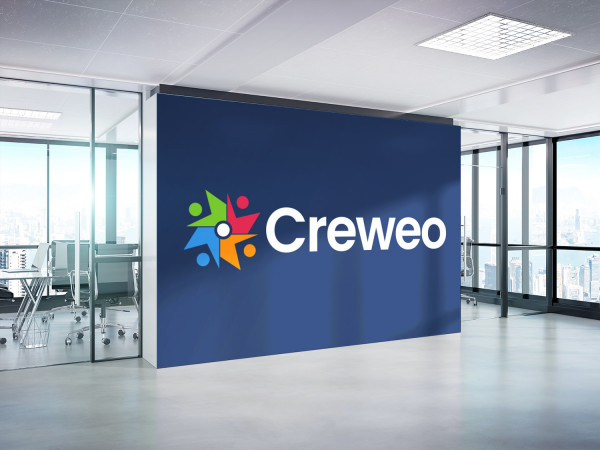 Sample branding #1 for Creweo