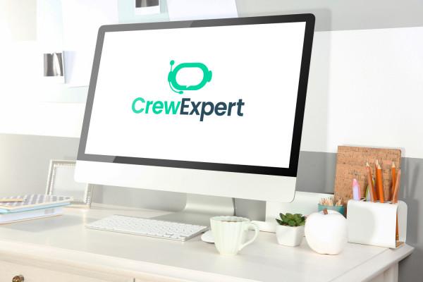 Sample branding #1 for Crewexpert