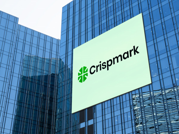 Sample branding #1 for Crispmark