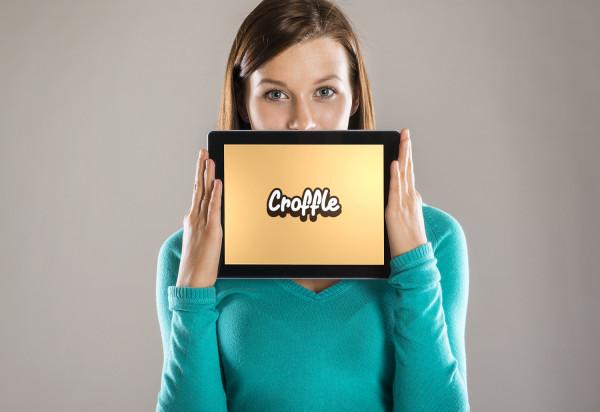 Sample branding #2 for Croffle