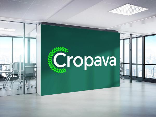 Sample branding #1 for Cropava