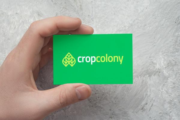 Sample branding #2 for Cropcolony