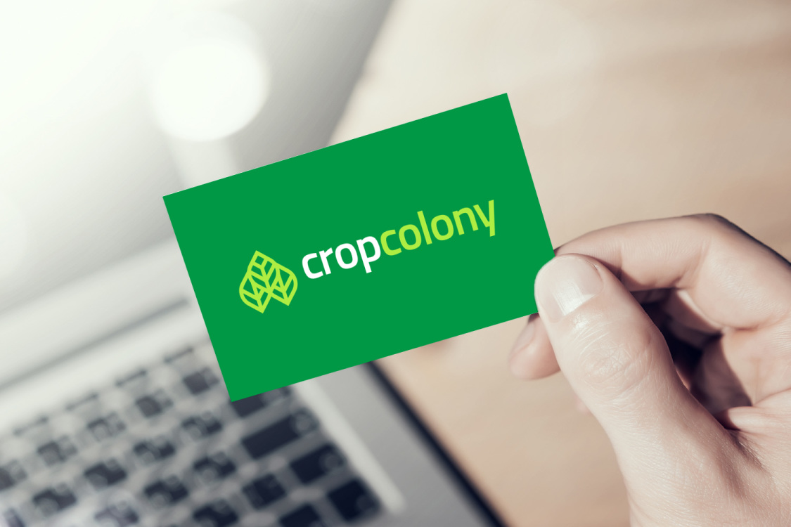 Sample branding #3 for Cropcolony