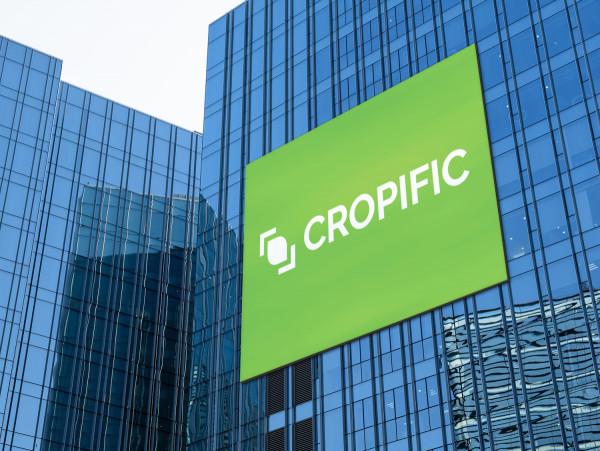 Sample branding #3 for Cropific