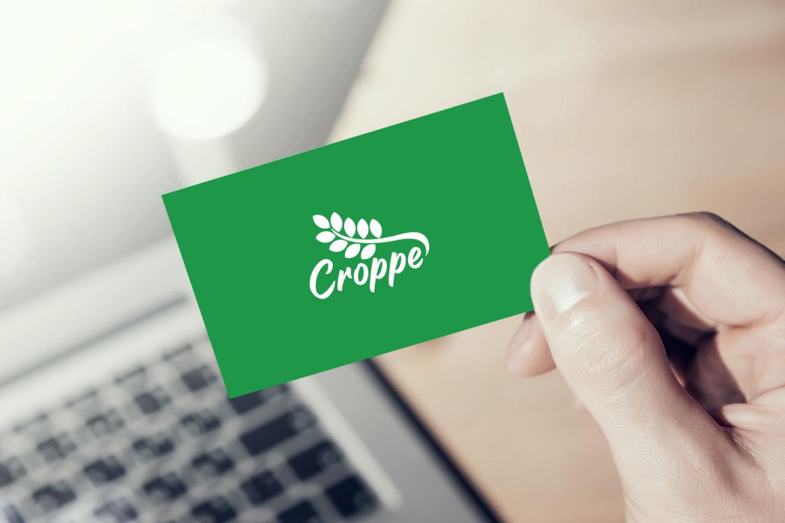 Sample branding #3 for Croppe
