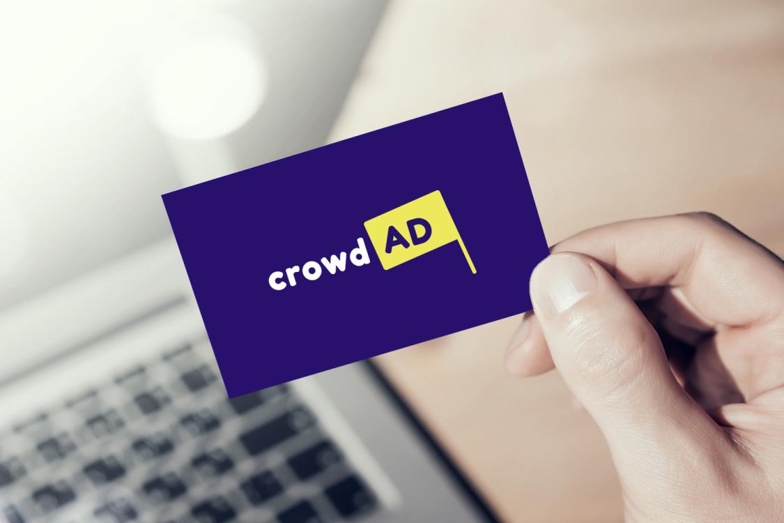 Sample branding #1 for Crowdad