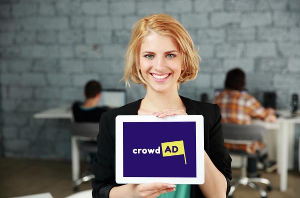 Sample branding #3 for Crowdad