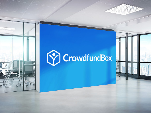 Sample branding #1 for Crowdfundbox