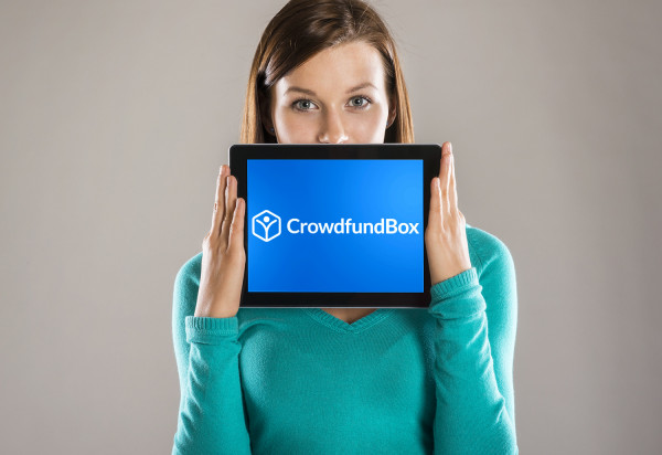 Sample branding #2 for Crowdfundbox