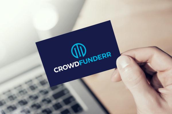 Sample branding #2 for Crowdfunderr