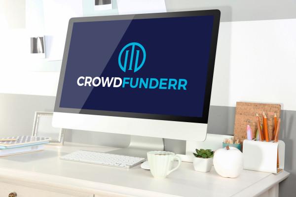 Sample branding #1 for Crowdfunderr