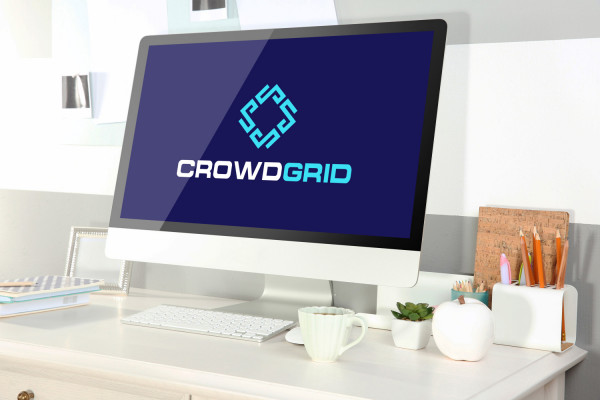 Sample branding #2 for Crowdgrid