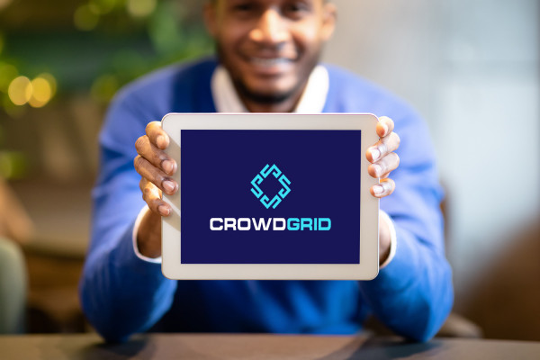 Sample branding #3 for Crowdgrid