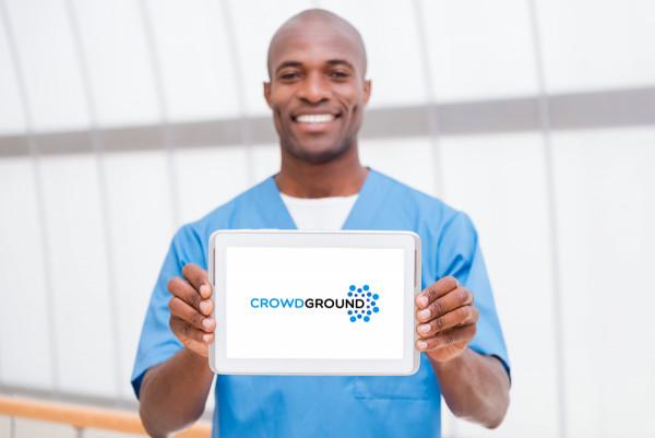 Sample branding #2 for Crowdground