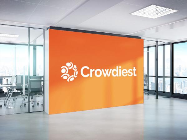 Sample branding #1 for Crowdiest