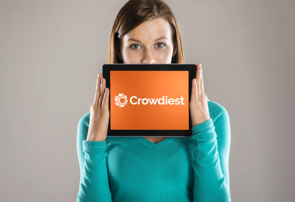 Sample branding #2 for Crowdiest